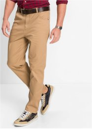 Stretchbroek classic fit straight, bpc bonprix collection, camel