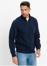 Sweatshirt, bpc bonprix collection, donkerblauw