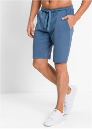 Sweatshort, bpc bonprix collection, jeansblauw
