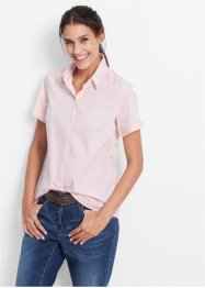 Blouse, bpc bonprix collection, parelroze