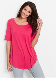 Longshirt, bpc bonprix collection, hibiscuspink