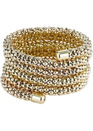 Armband «Tina», bpc bonprix collection, goudkleur