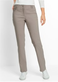 Broek, bpc bonprix collection, taupe