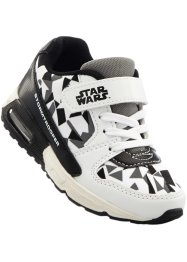 Sneakers «Star Wars», bpc bonprix collection, zwart/wit/grijs