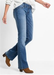 Stretchjeans BOOTCUT, John Baner JEANSWEAR, middenblauw
