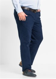 Chino regular fit straight, bpc selection, donkerblauw