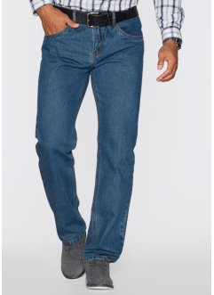 Jeans classic fit straight, John Baner JEANSWEAR, blauw
