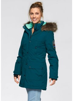 Outdoorjack, bpc bonprix collection, blauwpetrol