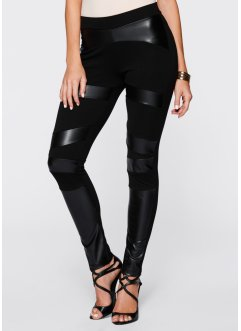 Legging, BODYFLIRT boutique, zwart