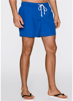 Strandshort regular fit, bpc bonprix collection, azuurblauw