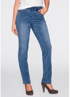 Powerstretchjeans CLASSIC, John Baner JEANSWEAR, blauw