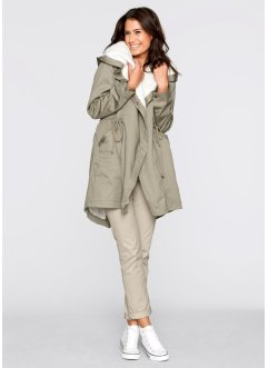 Parka, bpc bonprix collection, new kaki