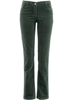 Stretchbroek, bpc bonprix collection, Russisch groen