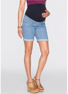 Zwangerschapsshort, bpc bonprix collection, blue stone