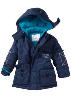 Parka, bpc bonprix collection, donkerblauw