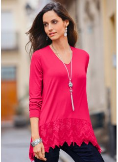 Longshirt, bpc selection, hibiscuspink