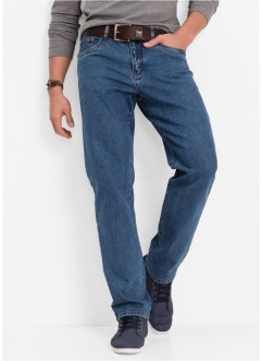 Stretchjeans classic fit tapered, John Baner JEANSWEAR, blauw