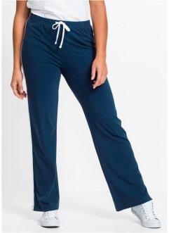 Joggingbroek, bpc bonprix collection, donkerblauw