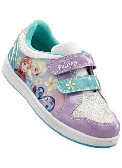 Sneakers «Frozen», bpc bonprix collection, pastelmint/roze