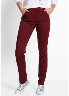 Stretchjeans, bpc bonprix collection, ahornrood