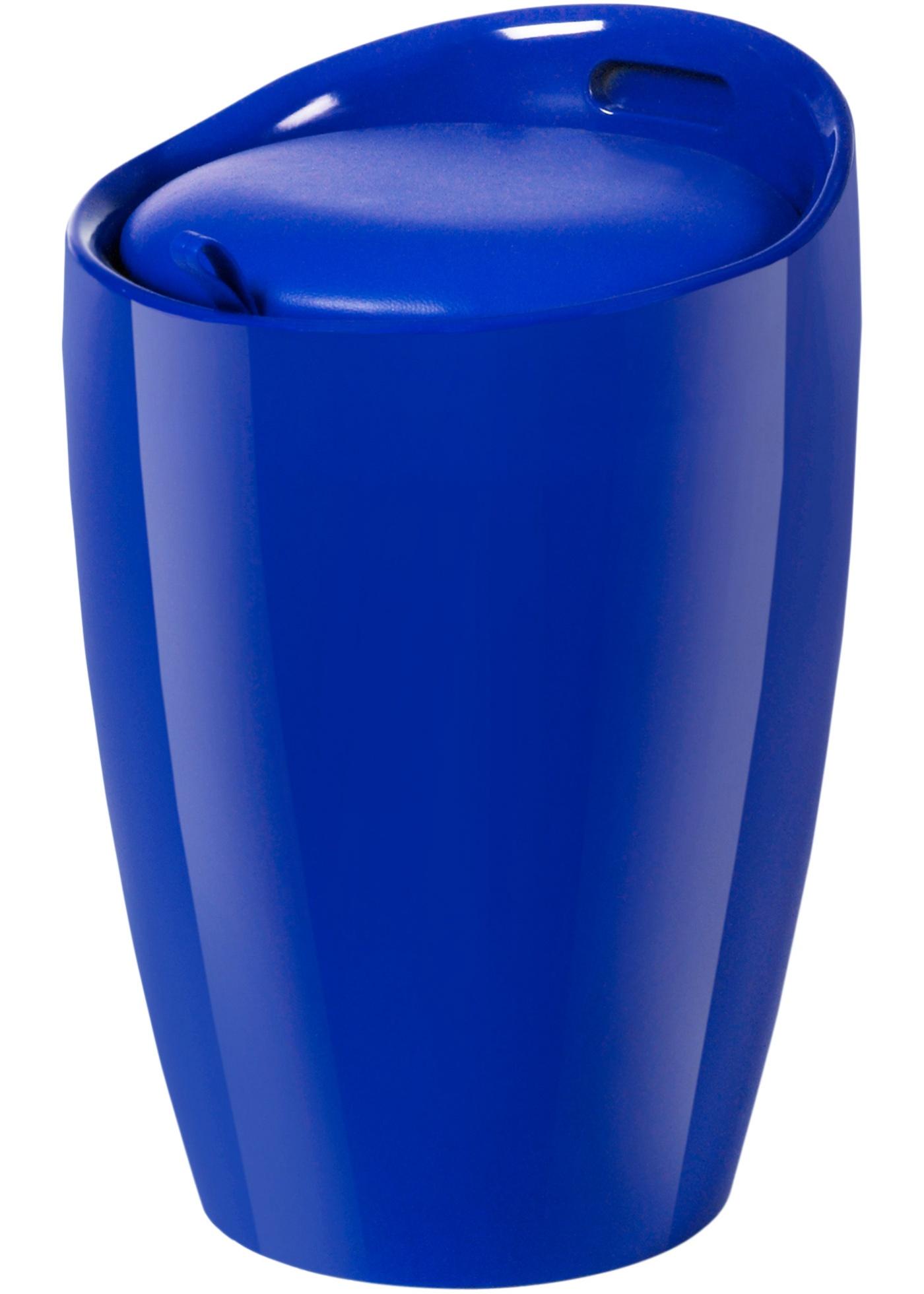 Bonprix Wasmand Candy blauw - Meubel Mooi