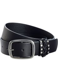 "Riem ""Charlin"", bpc bonprix collection, zwart/zilverkleur"