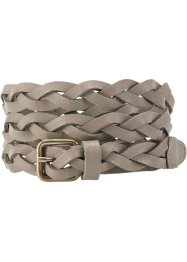 Riem «Vlecht», bpc bonprix collection, taupe