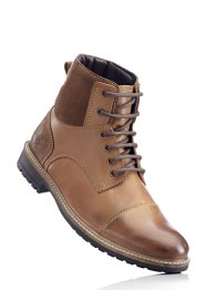 Veterschoenen, bpc bonprix collection, reebruin
