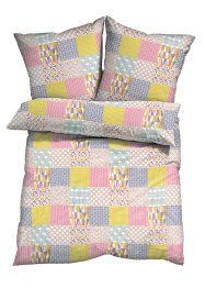 Overtrekset «Patchwork», bpc living, multicolor