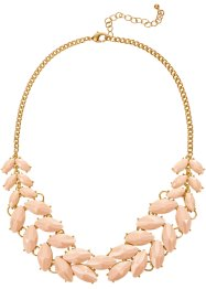 Collier, bpc bonprix collection, roze