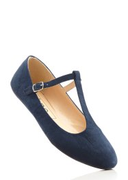 Ballerina's, bpc bonprix collection, donkerblauw
