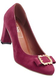 Pumps, bpc bonprix collection, bordeaux