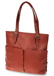Shopper, bpc bonprix collection, steenrood