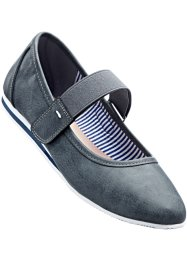 Ballerina's, bpc bonprix collection, indigo