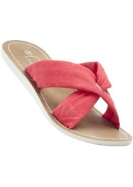 Slippers, bpc bonprix collection, koraal