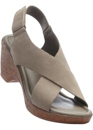 Sandalen, bpc bonprix collection, taupe