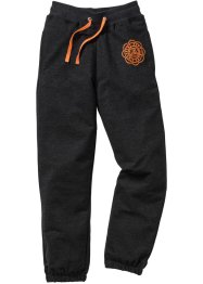 Sweatbroek, bpc bonprix collection, antraciet gemêleerd