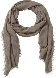 Sjaal, bpc bonprix collection, taupe