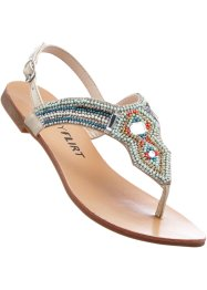 Teenslippers, BODYFLIRT, mint multicolor