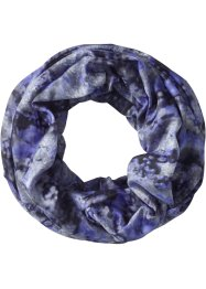 Tunnelsjaal «Batik», bpc bonprix collection, blauw