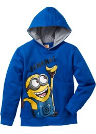 Sweatshirt «MINIONS», Despicable Me 2, azuurblauw