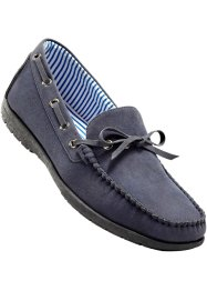 Mocassins, bpc selection, donkerblauw