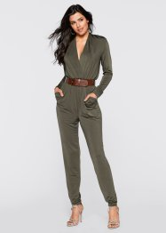 Jumpsuit+riem, BODYFLIRT boutique