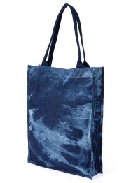 Tote bag, bpc bonprix collection, denimblauw