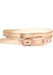 Riem «Glamour», bpc bonprix collection, koperkleur