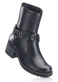 Boots, bpc bonprix collection, zwart