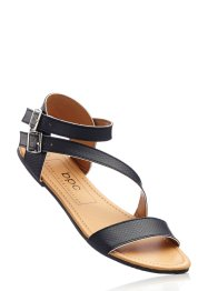 Sandalen, bpc bonprix collection, zwart