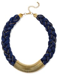 Collier, bpc bonprix collection, donkerblauw