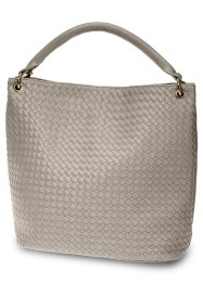 Shopper, bpc bonprix collection, lichtgrijs