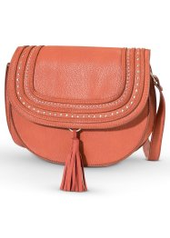 Tas, bpc bonprix collection, cognac/goudkleur